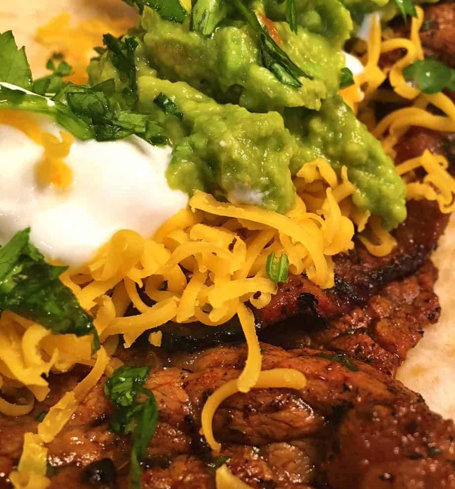 carne-asada-with-guacamole-close-up