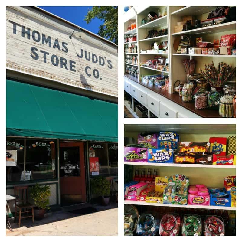 Thomas Judd's Store