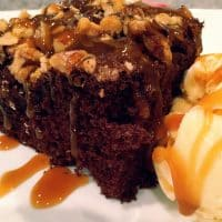 Chocolate Chip Walnut Cake