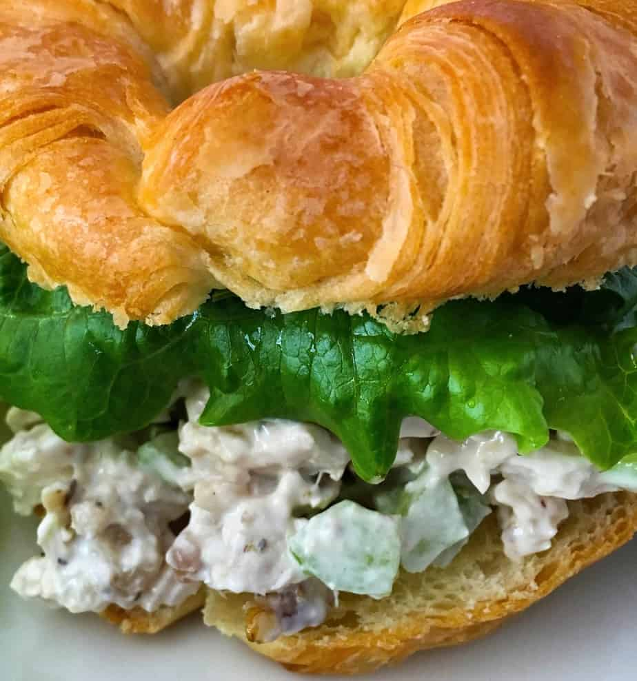Simple Delicious Chicken Salad | Norine's Nest