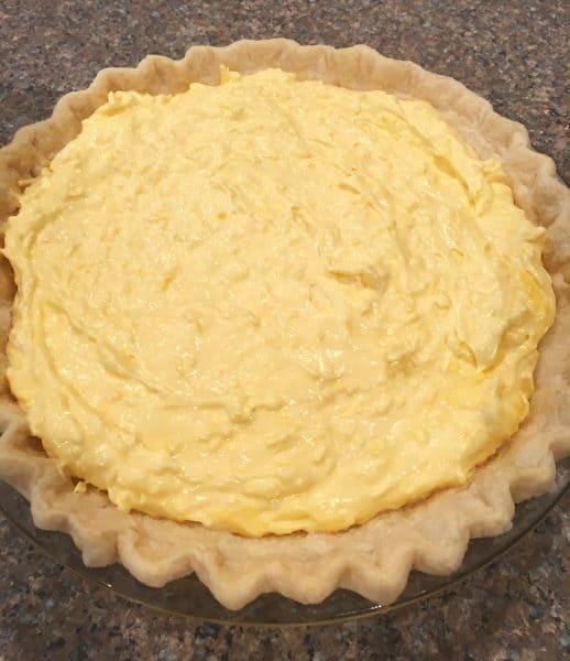Coconut Cream Pie filling