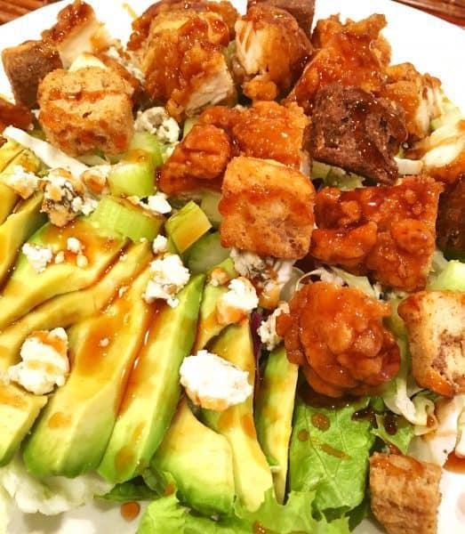 Winger Salad favorite