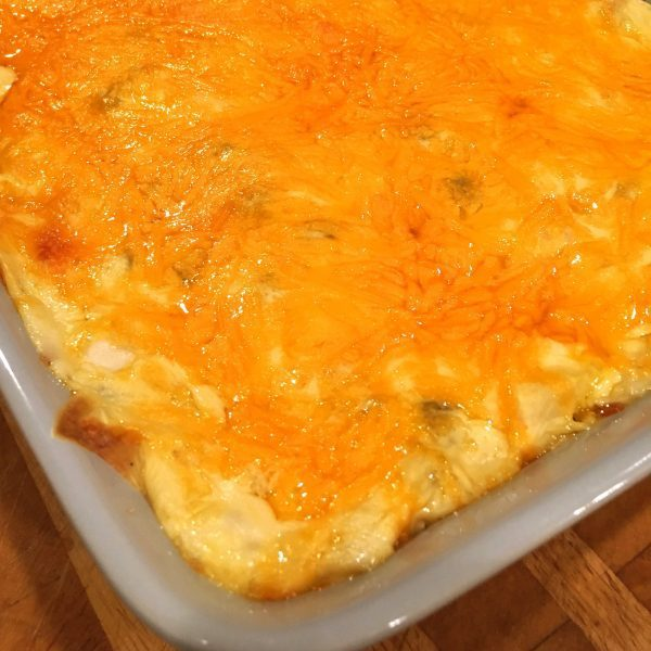 Chicken Tortilla Casserole 4