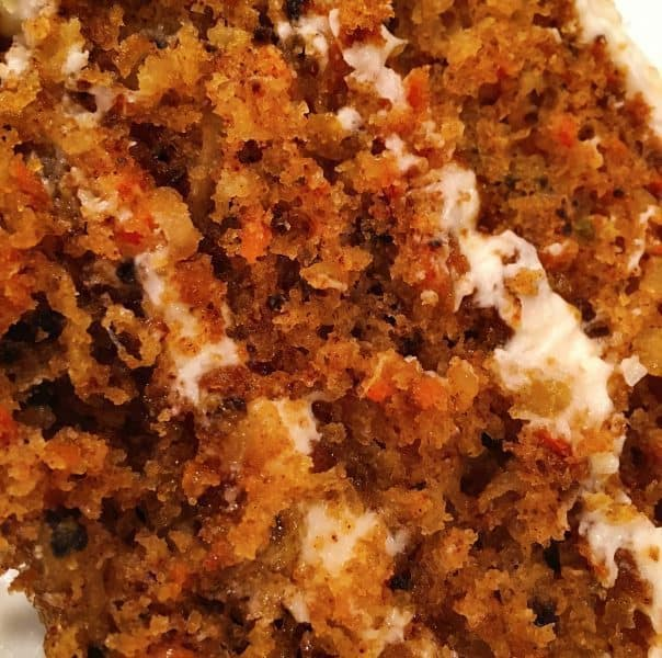 What Makes Carrot Cake Moist