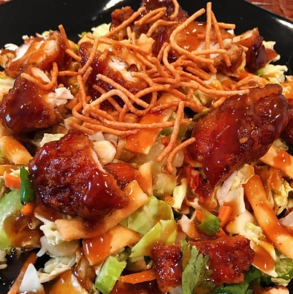 general-tsos-asian-salad-lunch