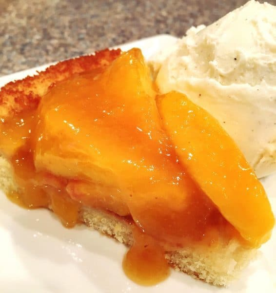 peach-cake-single-serving