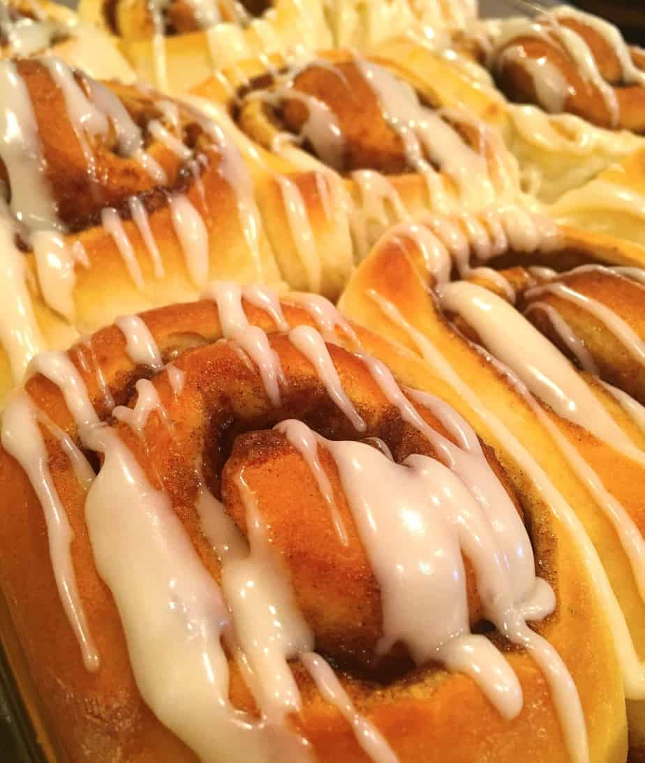 Lion House Cinnamon Rolls