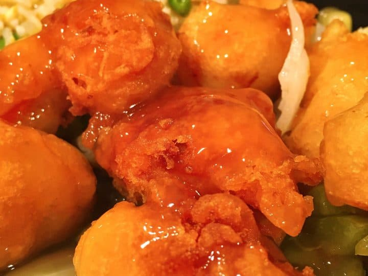 Sweet and Sour Chicken | Norine's Nest