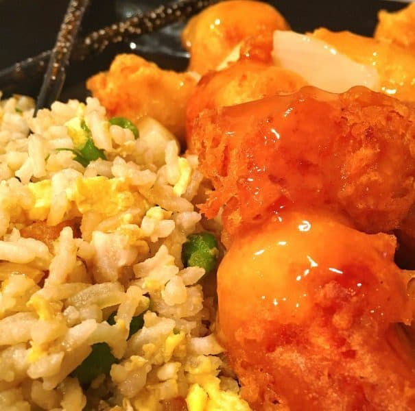 sweet-and-sour-chicken-and-fried-rice