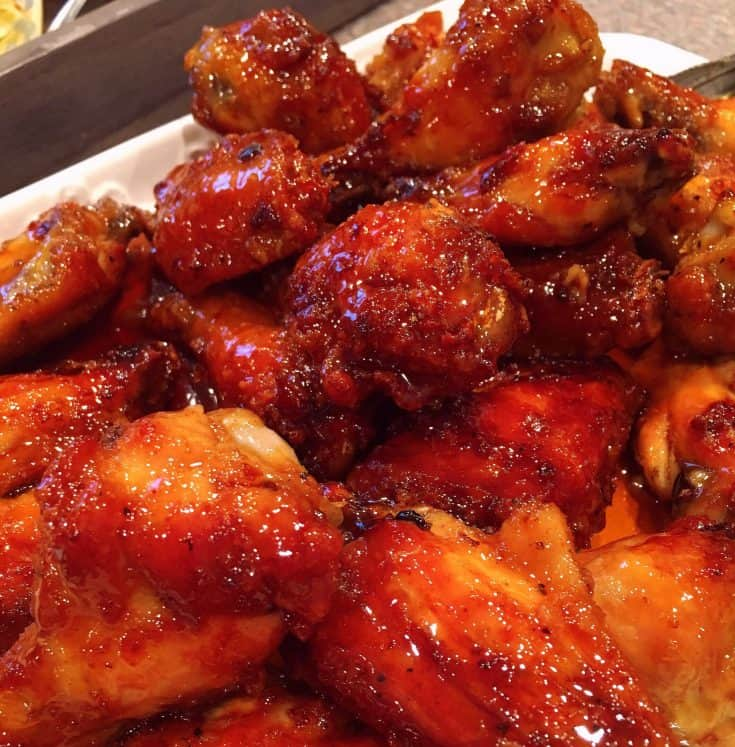 These Copy Cat Wingers Wings are just like the popular wings served at their namesake. If you have ever had them, you have to love them! They are lip smacking finger licking delicious!