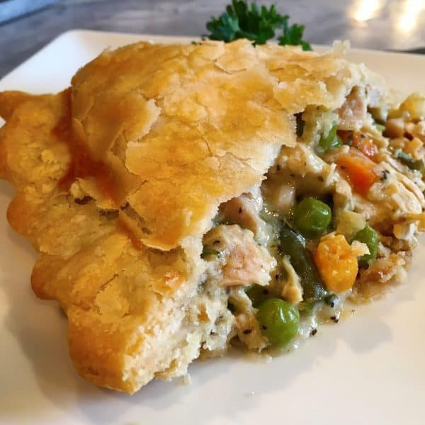 Perfect Country Chicken Pot Pie