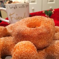 Grands Quick and Easy Donuts