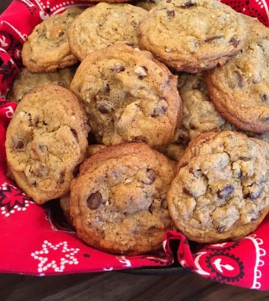 Worlds' Best Chocolate Chip Cookies