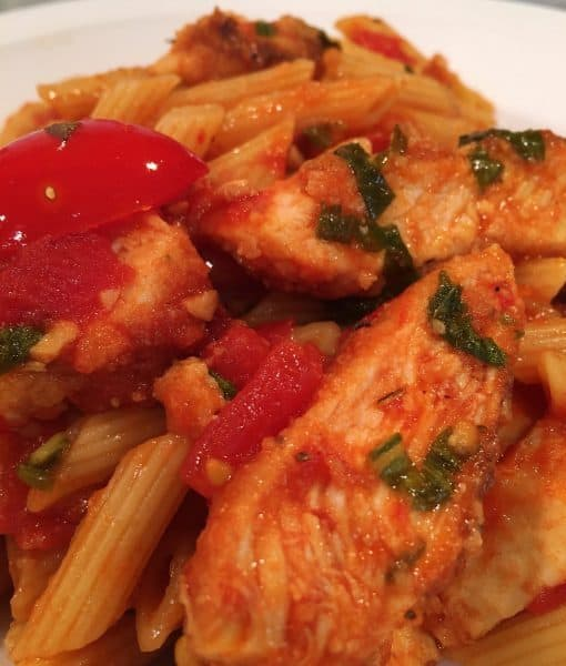 Brooklyn Penne Chicken Pasta