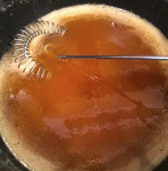 Caramel Sauce for Apple Pie