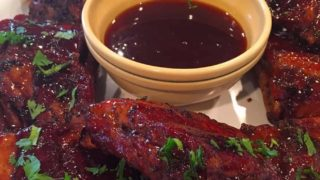 Honey Buffalo Ribs