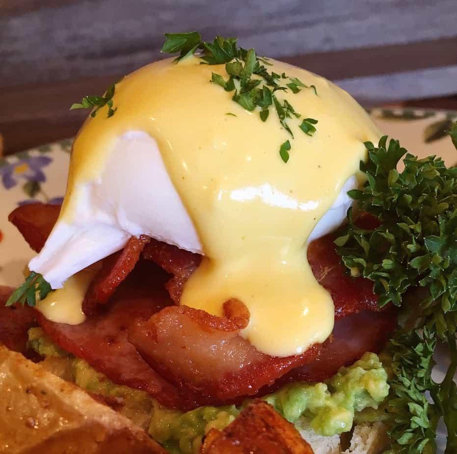 Easy Eggs Benedict  Norine's Nest
