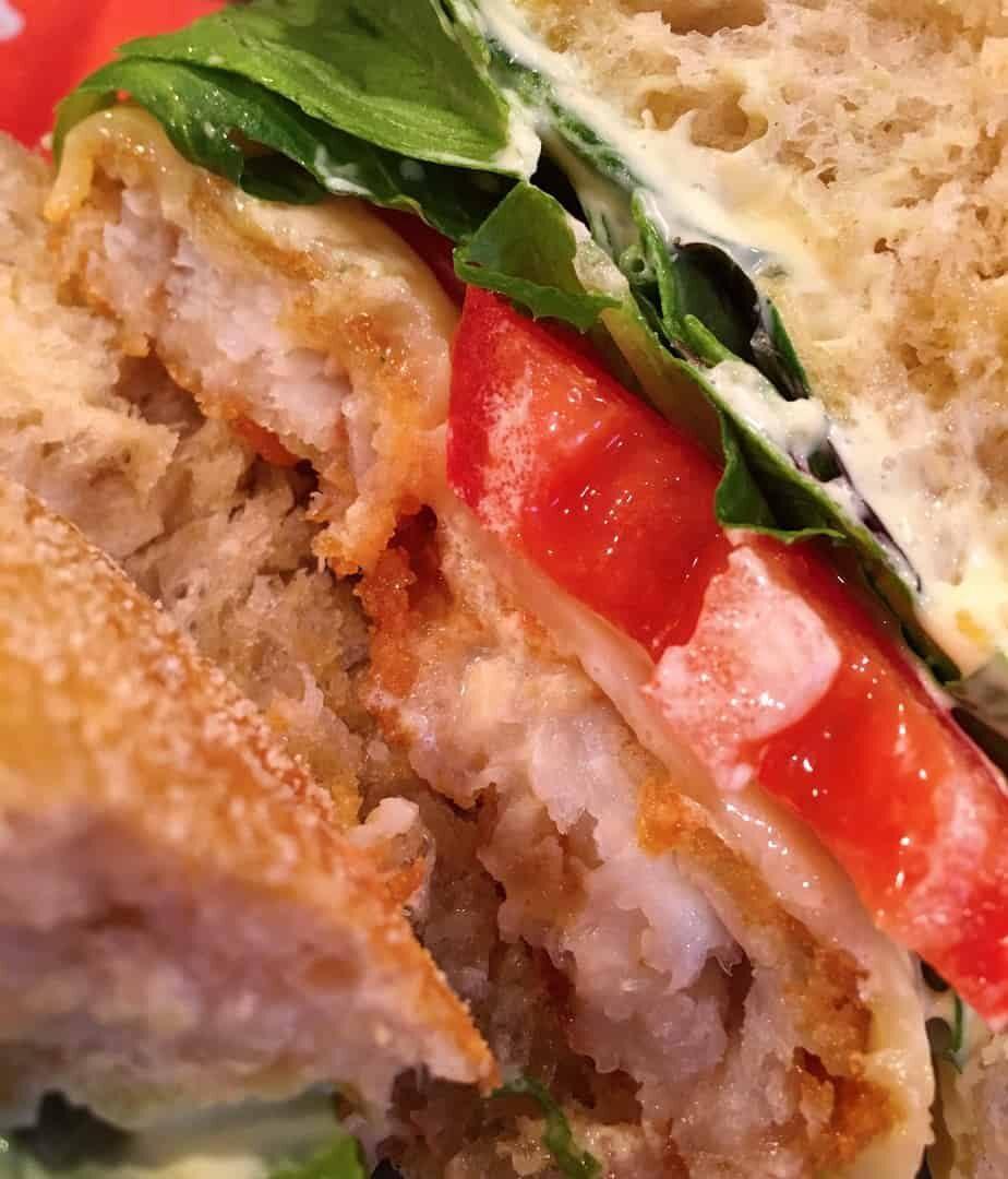Fried Fish Sandwich