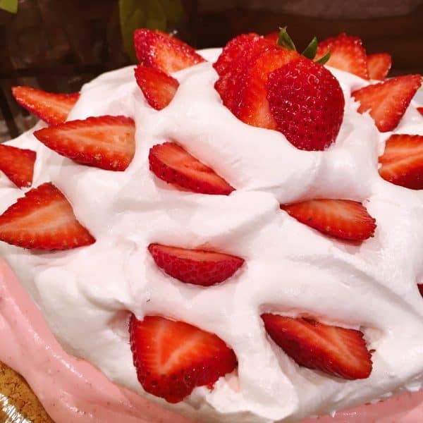 Strawberries in the Pie