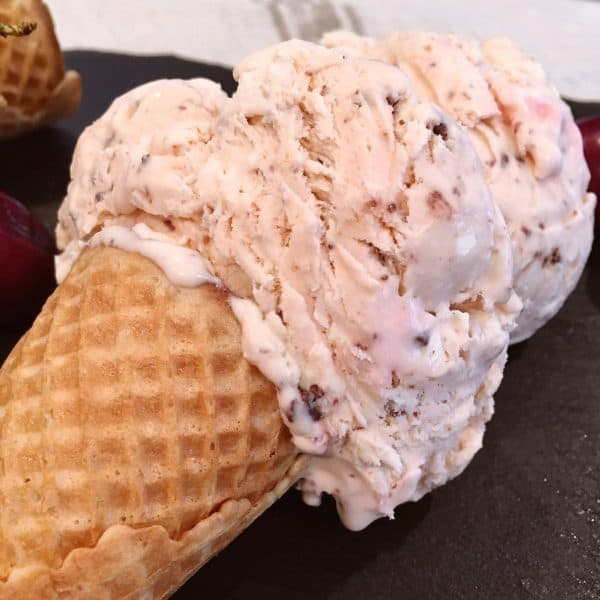 Cherry Chocolate Chip Ice Cream