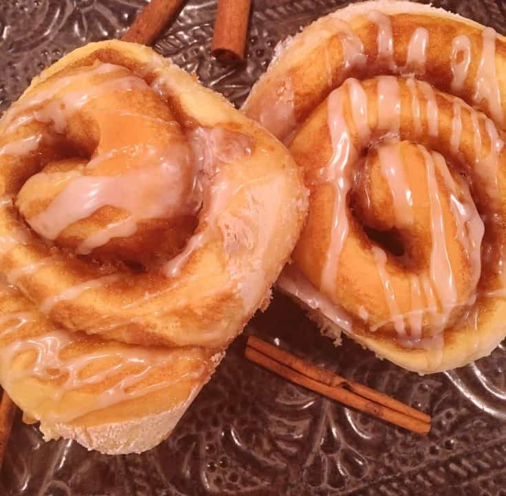 Cake Mix Cinnamon Rolls are a quick, easy, and delicious way to make traditional homemade yeast cinnamon rolls without all the fuss and stress.