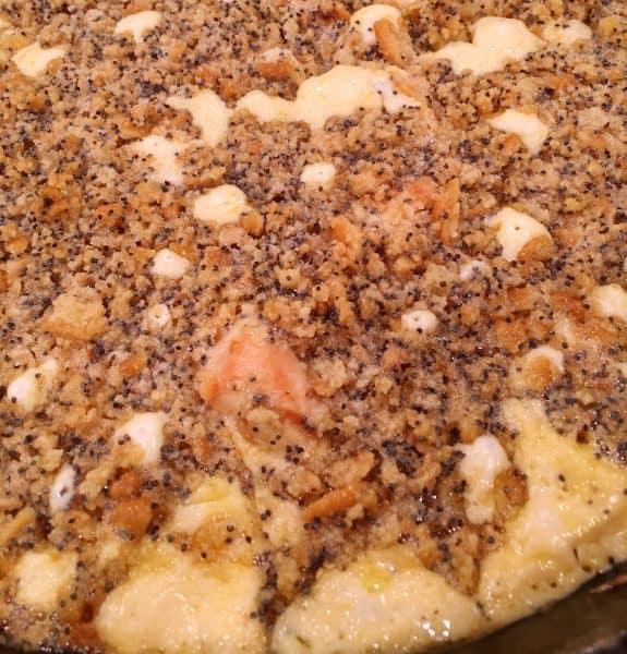 Poppy Seed Chicken Skillet Dinner
