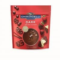 Ghirardelli Dark Chocolate Wafers
