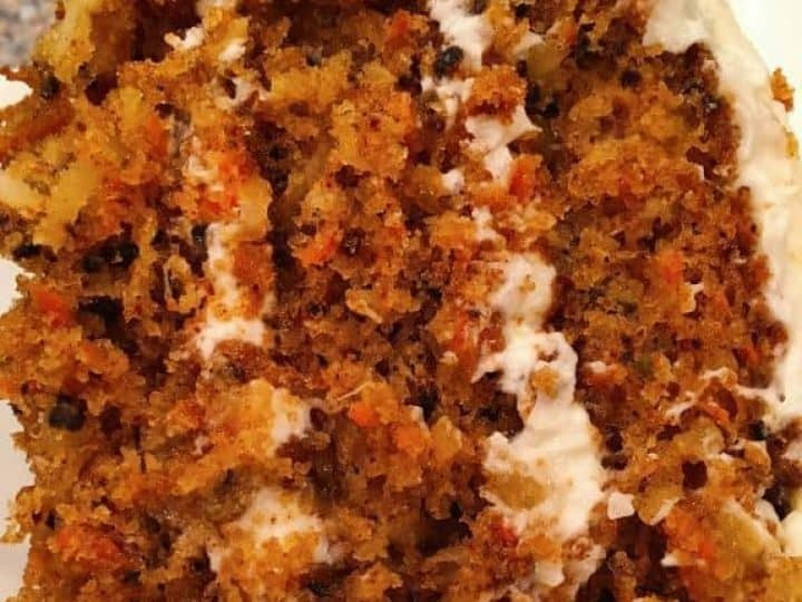 World S Best Carrot Cake