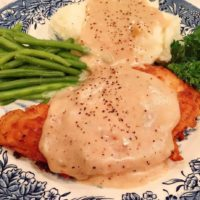 Chicken Fried Chicken with Creamy Country Gravy