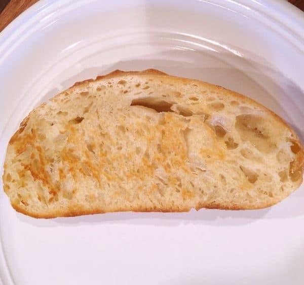 Sour Dough Bread on Griddle