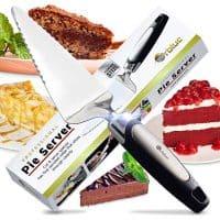 ORBLUE Flatware Pie Server Stainless Steel Cake Cutter