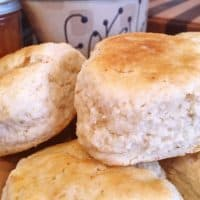 Easy Homemade Baking Powder Biscuits