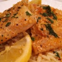 Buttered Cod