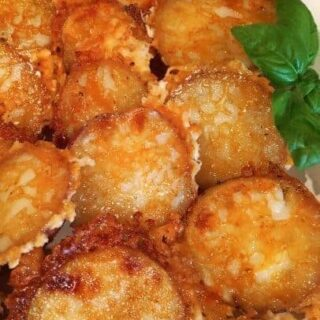 Parmesan Garlic Butter Red Potatoes