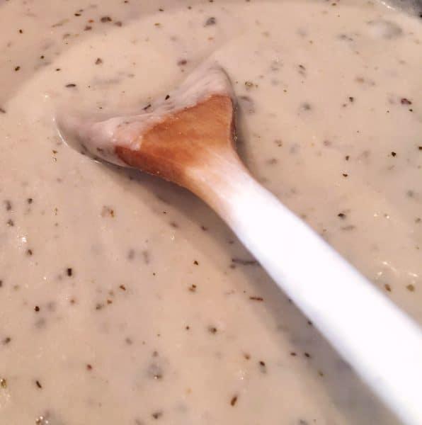 Florentine Sauce