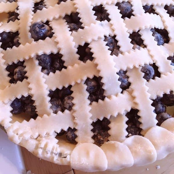 Blueberry Pie edge