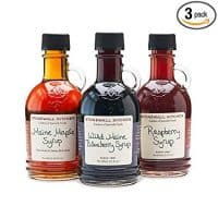 Stonewall Kitchen 3 Piece Syrup Collection