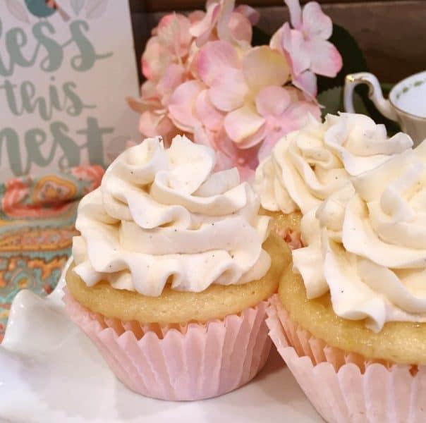 Cupcakes upclose