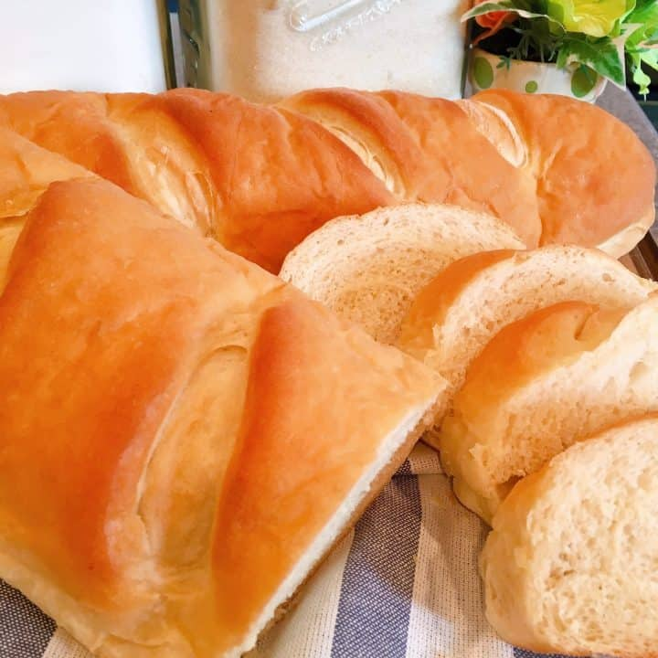 Homemade Soft French Bread