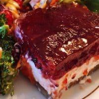 Cranberry Orange Jello Salad