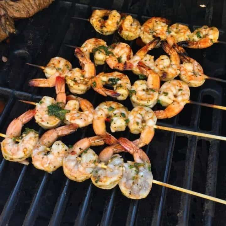 Marinated Shrimp