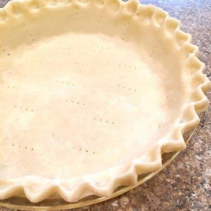Homemade Flaky Pie Crust Recipe