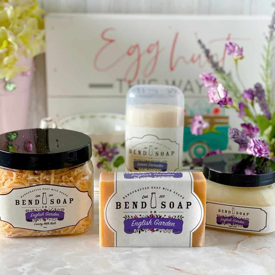 Goat Milk Soap and All Natural Skincare